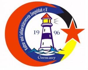 Derneğin anlam yüklü ilk logo'su.