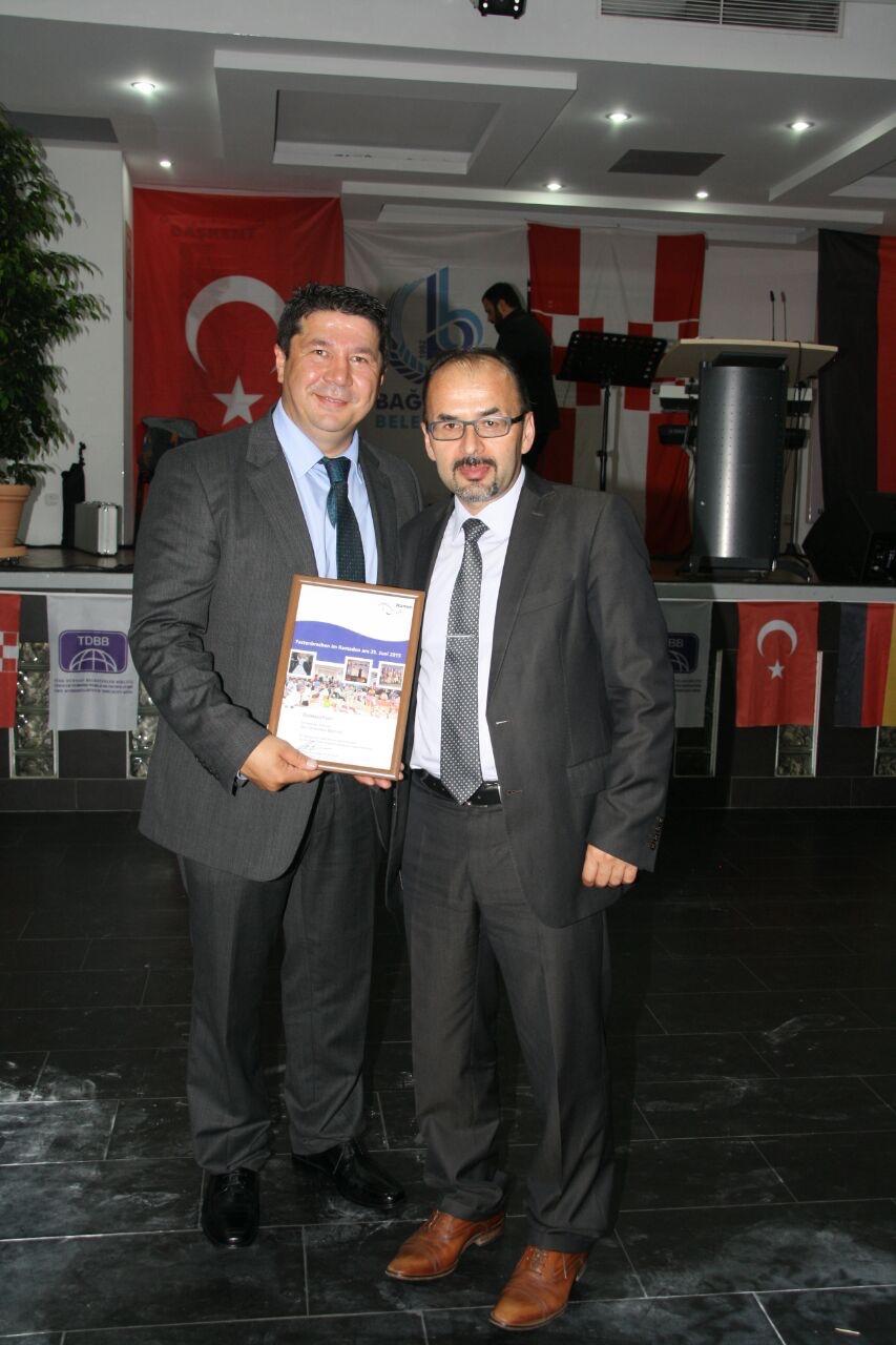 İsmail ERKUL ve Avr.Zng.Baş.Mehmet KARAKULAK